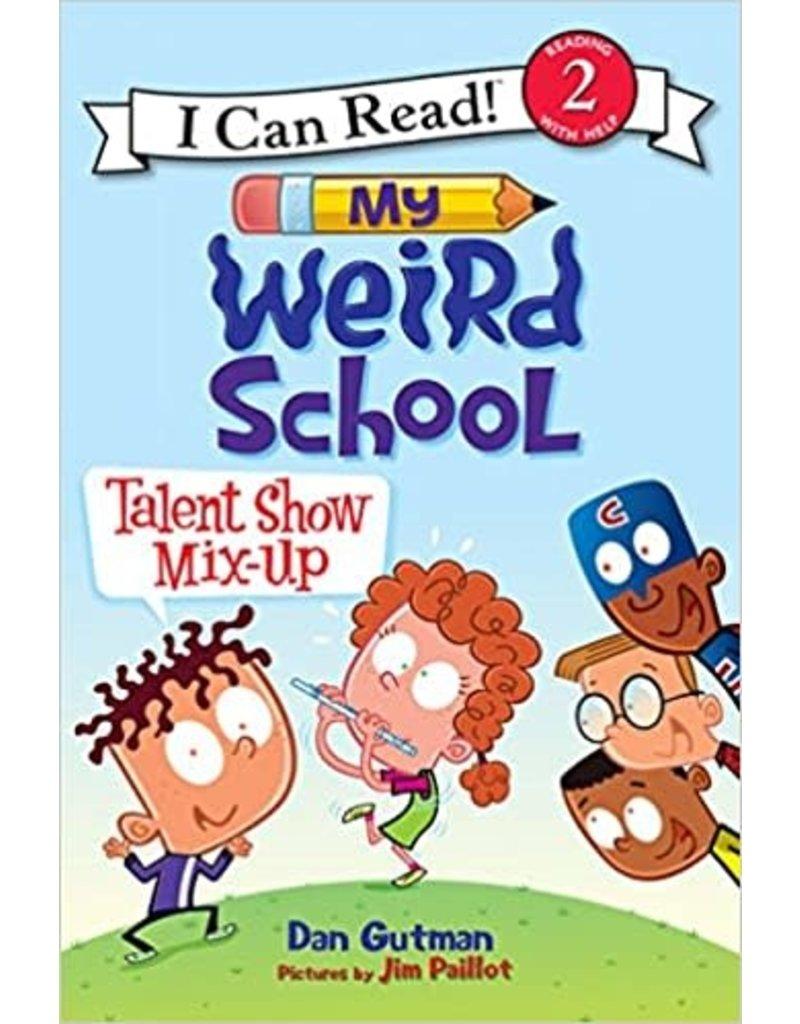 Weird School Talent Show
