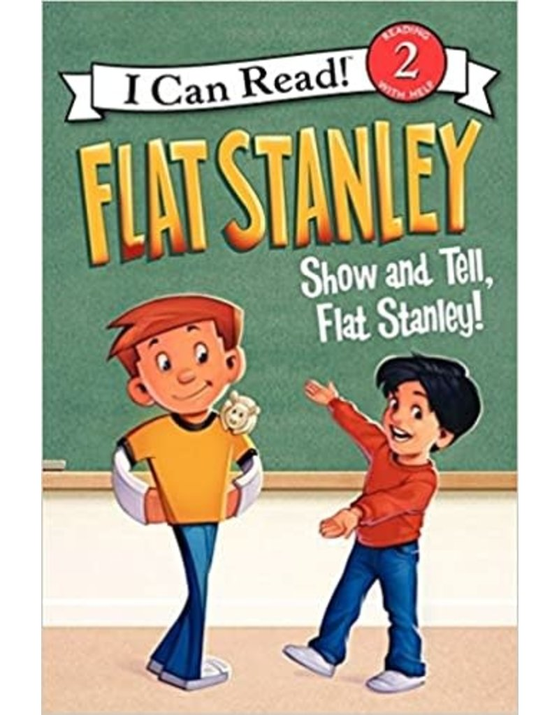 Flat Stanley Show & Tell