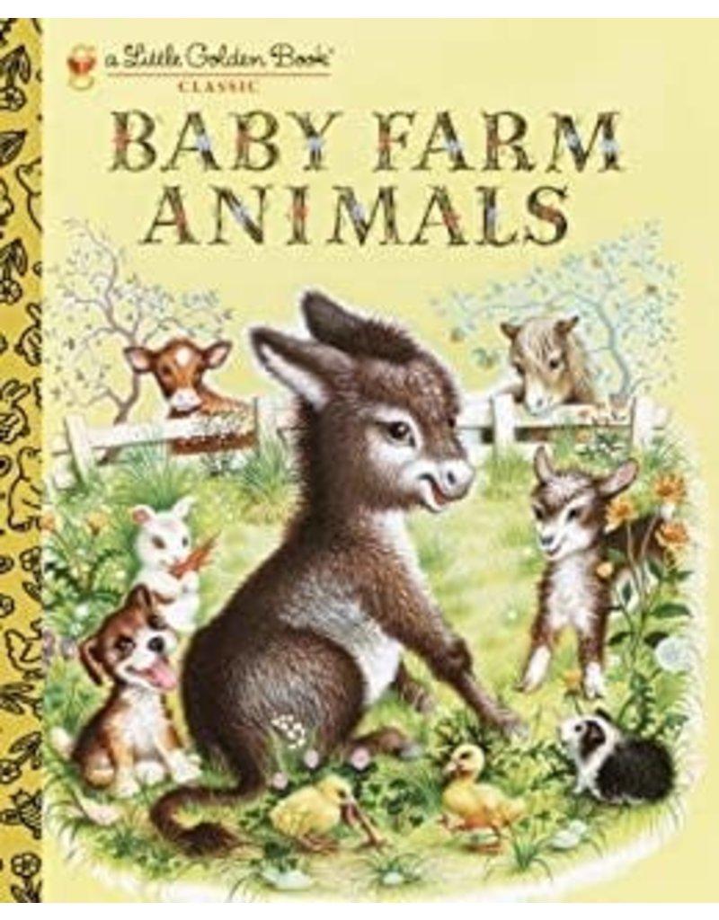 Penguin Randon House Baby Farm Animals