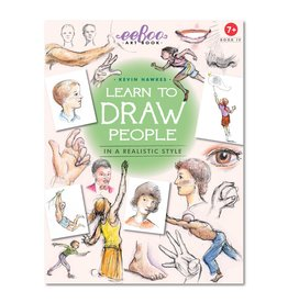 Eeboo Learn to Draw People