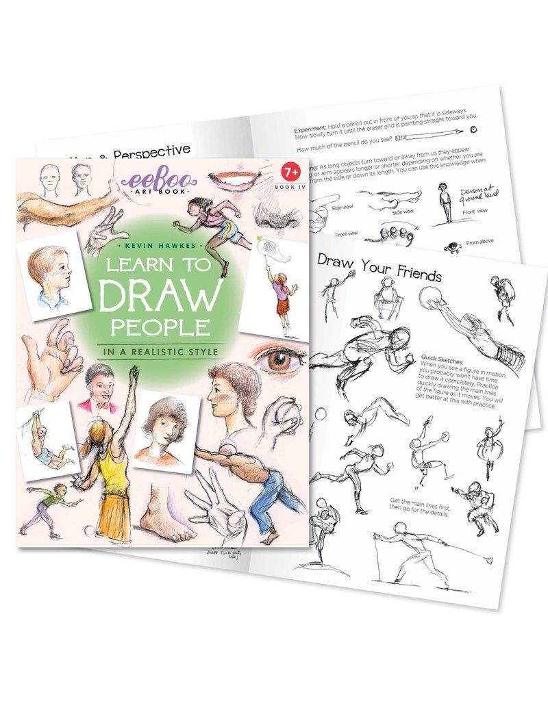 Eeboo Learn to Draw People