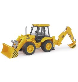 Bruder Loader w/Backhoe