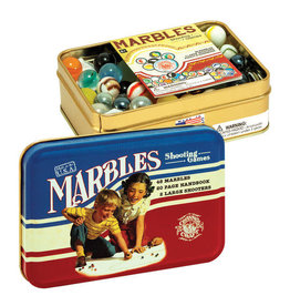 ChannelCraft Marbles Shooting Games in Tin