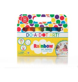 Do-A-Dot 6 Pack Rainbow Do-A-Dot