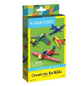 Faber-Castell 4 Foam Fliers