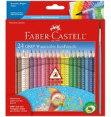 Faber-Castell Watercolor EcoPencil 24 ct