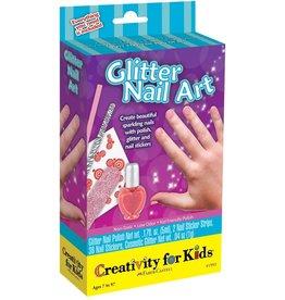 Faber-Castell Glitter Nail Art