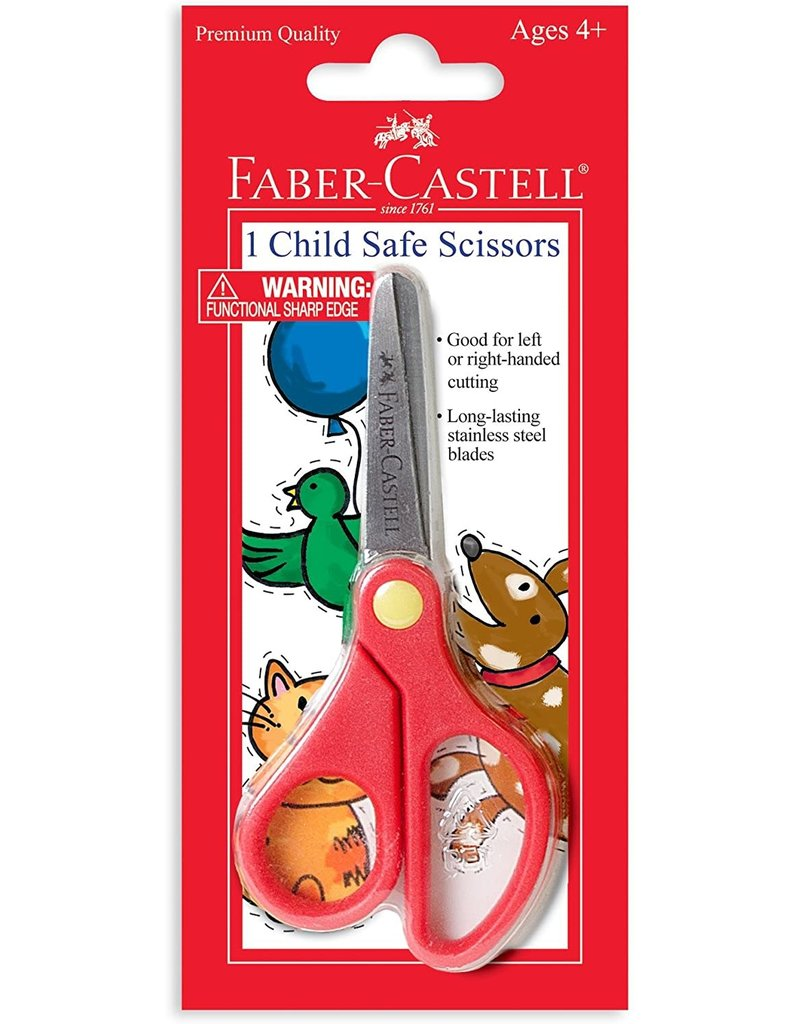 Faber-Castell Child Safe Scissors