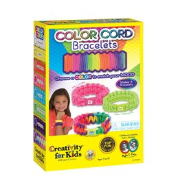 Faber-Castell Color Cord Bracelets