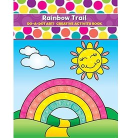 Do-A-Dot Rainbow Trail Do-a-Dot Book
