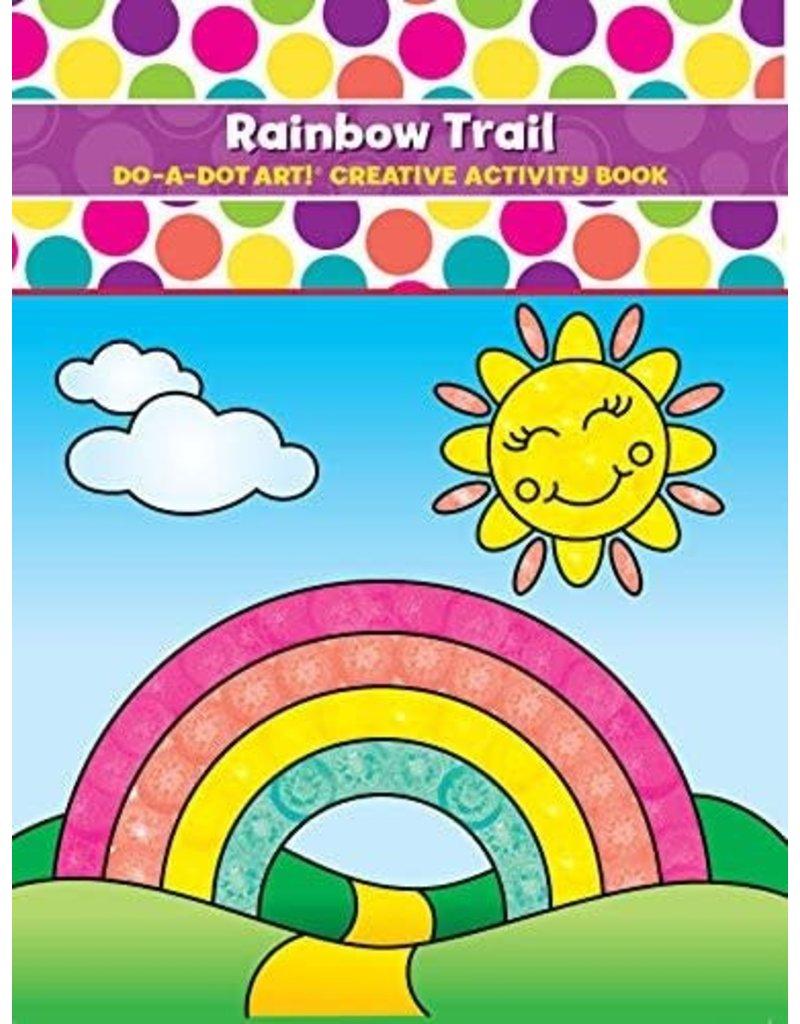Do-A-Dot Rainbow Trail Do-a-Dot Book
