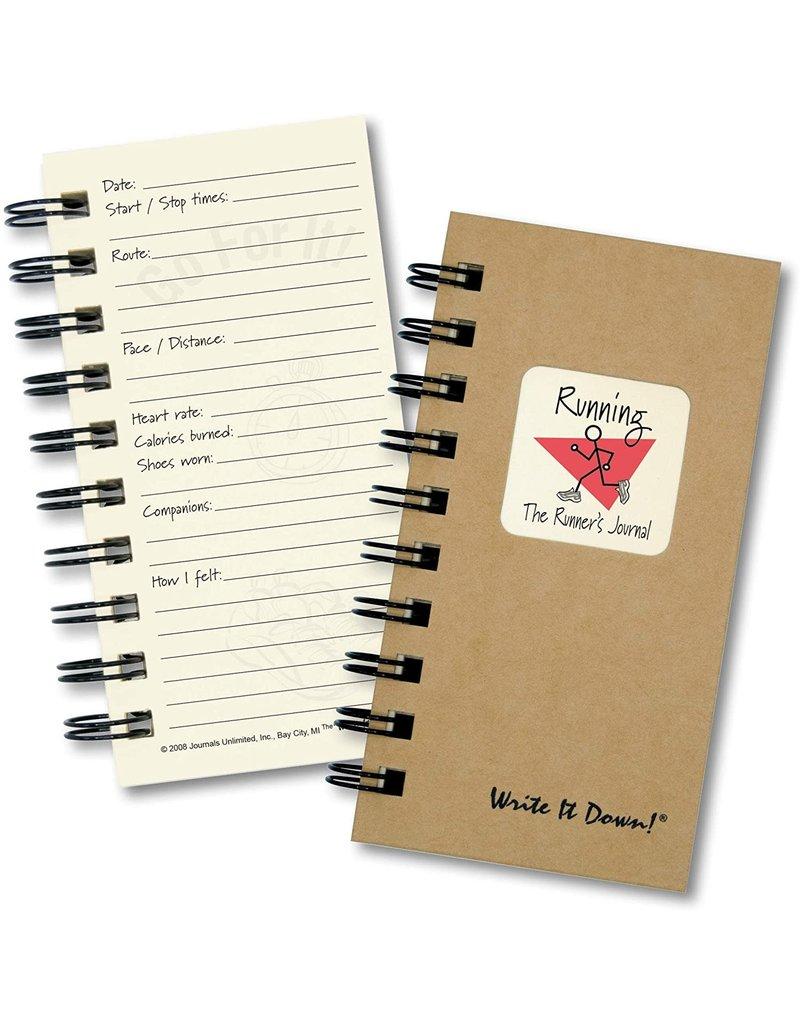Journals Unlimited Running Journal