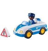 Playmobil 123 Police Car
