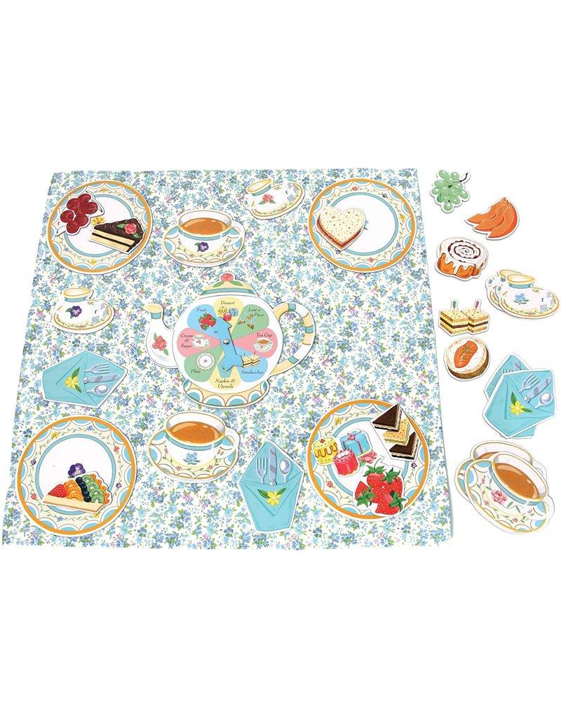 Eeboo Tea Party Spinner Game