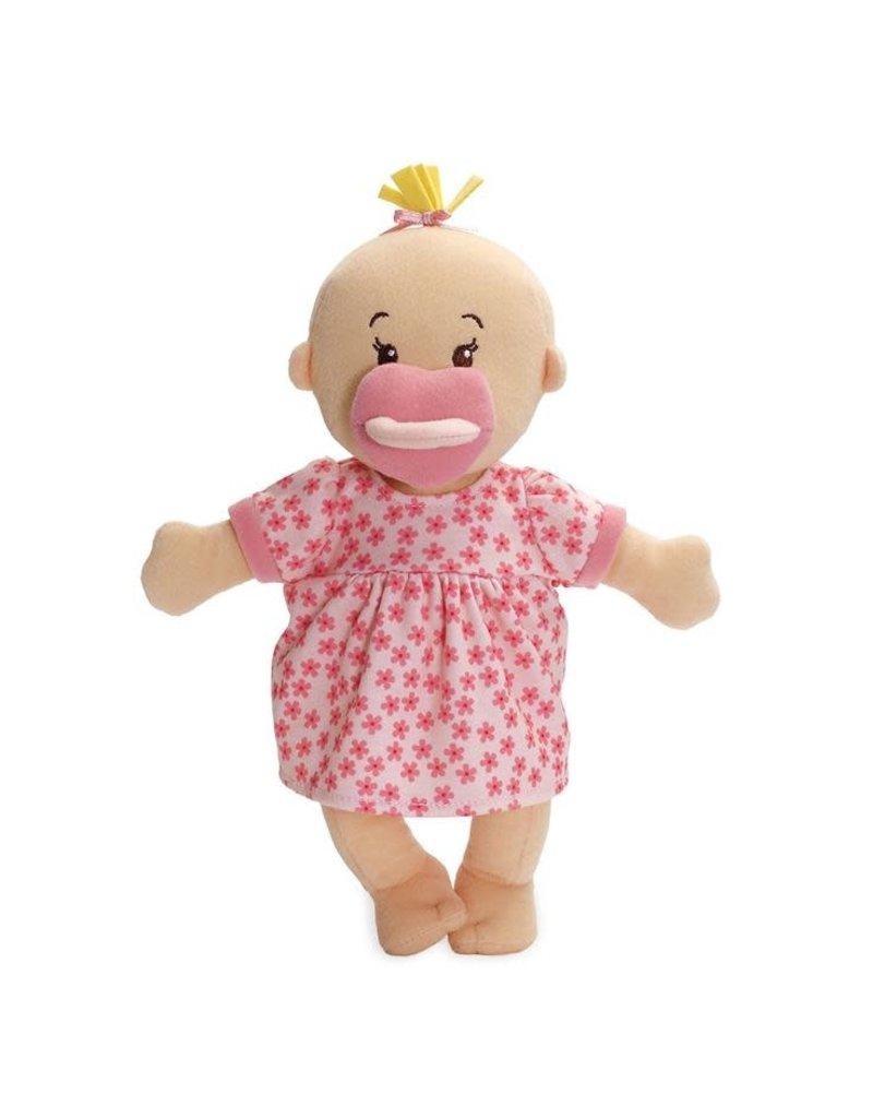 Manhattan Toys Wee Baby Stella Peach