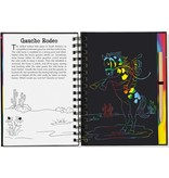 Peter Pauper Scratch & Sketch Horses