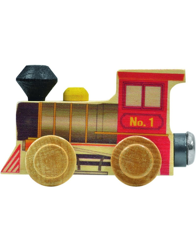 Maple Landmark Name Train - Classic Engine