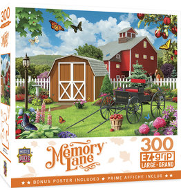 Masterpieces Puzzles Barnyard Beauties 300 pc