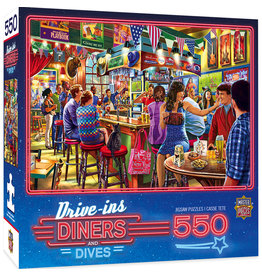Masterpieces Puzzles Duffy's Sports and Suds 550 pc