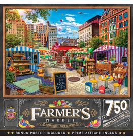 Masterpieces Puzzles Buy Local Honey 750 pc