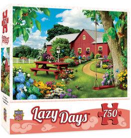 Masterpieces Puzzles Picnic Paradise 750 pc
