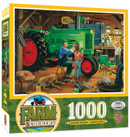 Masterpieces Puzzles The Restoration 1000 pc