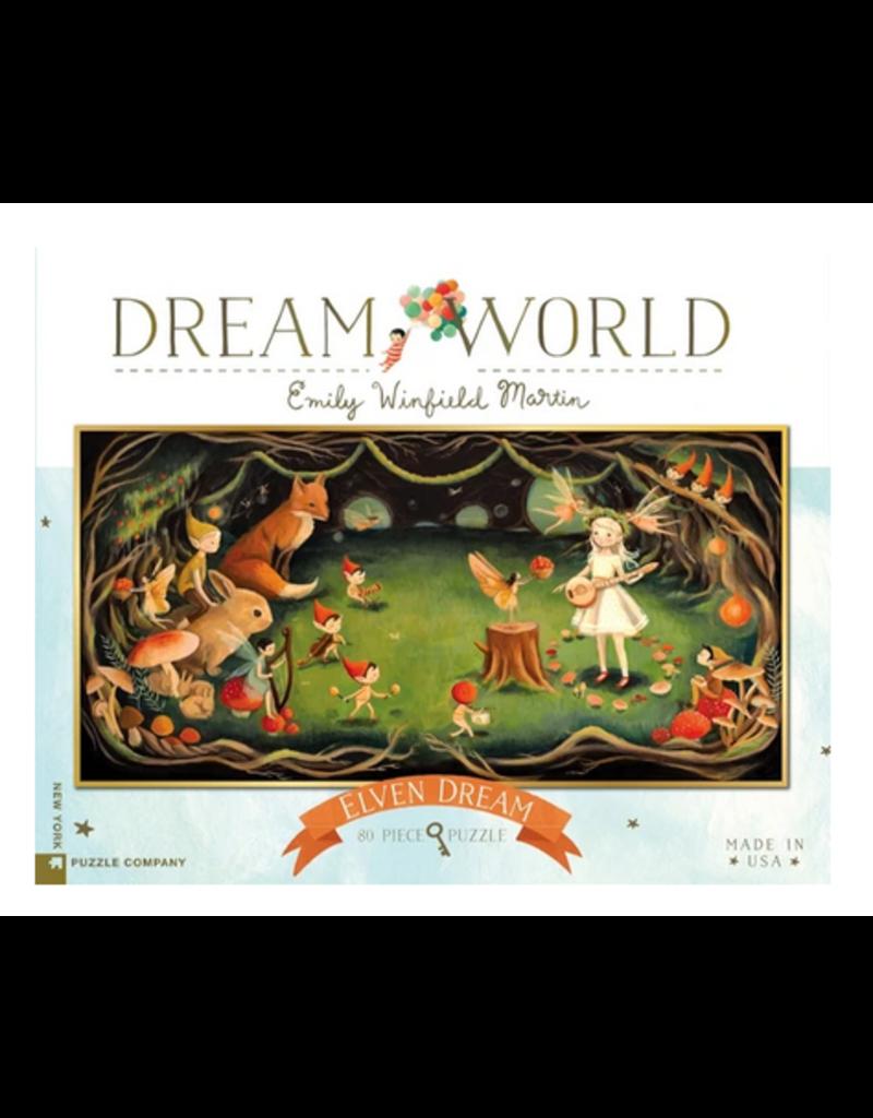 New York Puzzle Co Elven Dream 80 pc