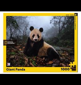 New York Puzzle Co Giant Panda 1000 pc