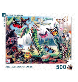 New York Puzzle Co Metamorphosis 500 pc