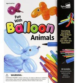 SpiceBox Fun w/Balloon Animals