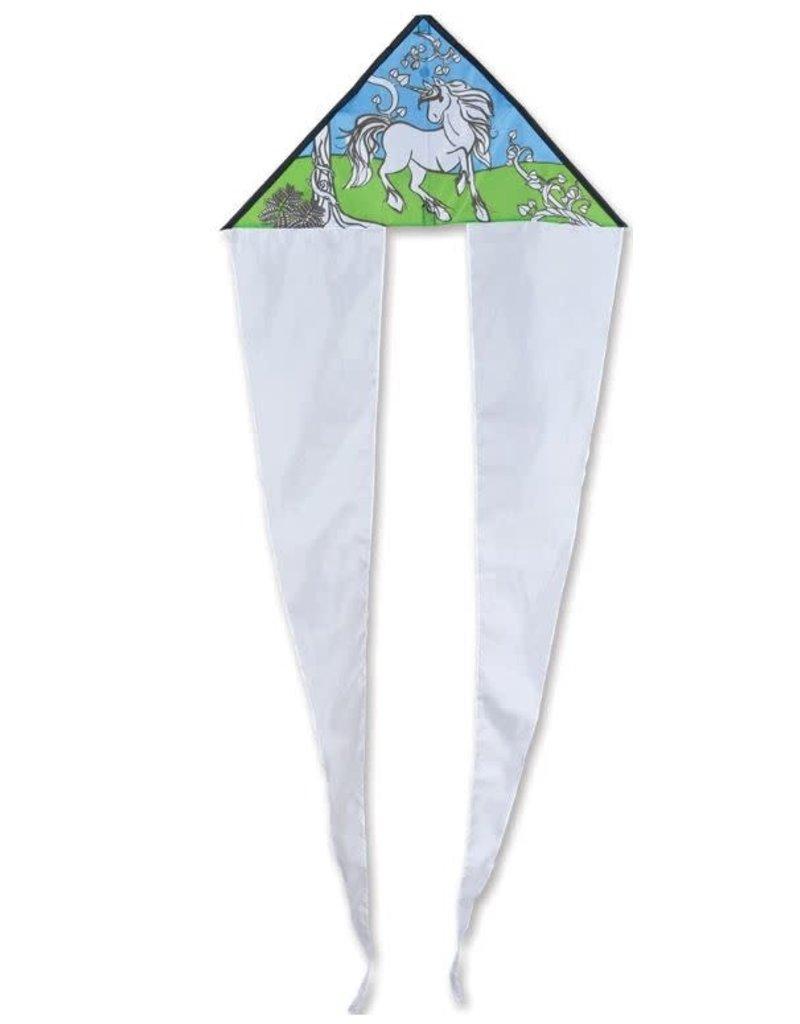 Premier Kites Coloring Kite Unicorn