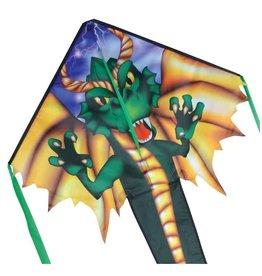 Premier Kites Emerald Dragon Kite
