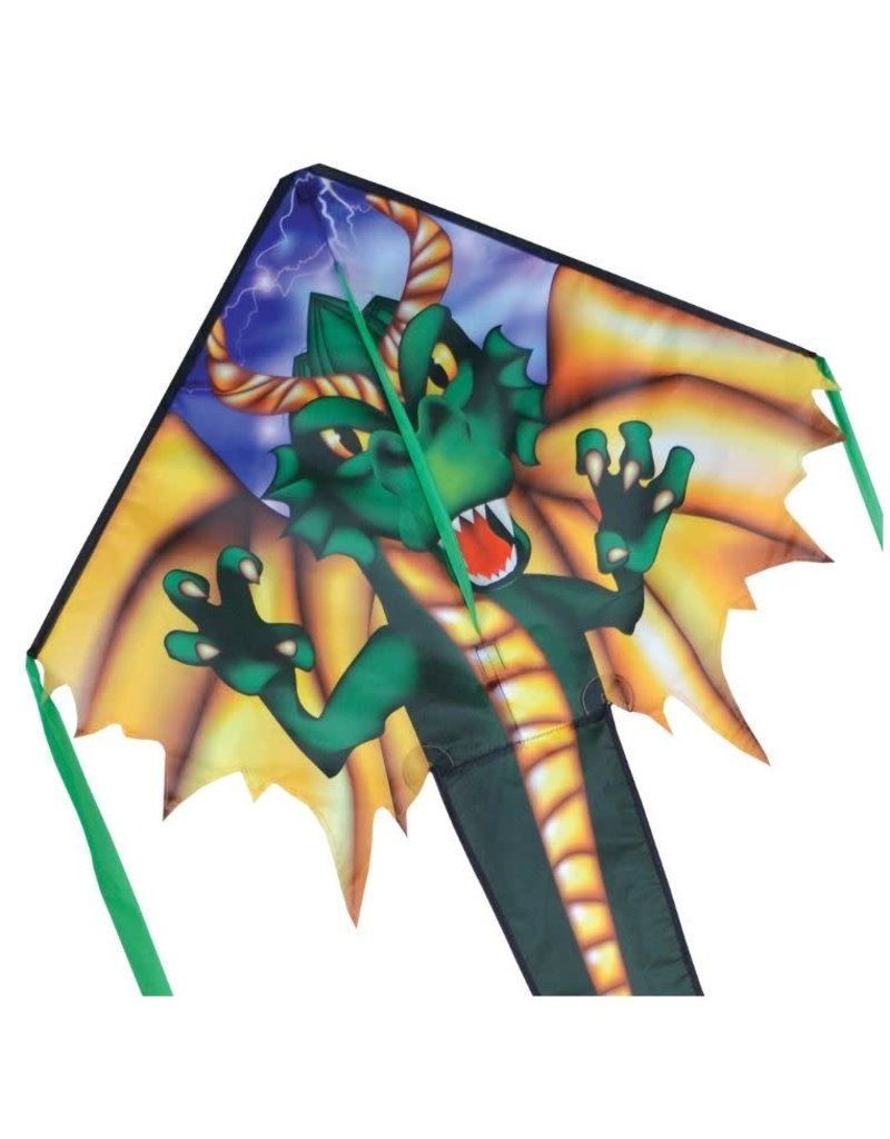 Premier Kites Emerald Dragon Kite