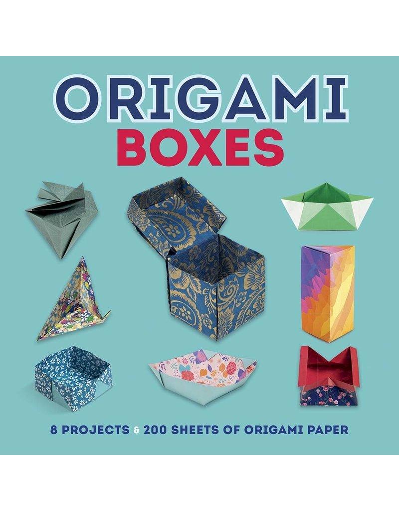 Dover Origami Boxes
