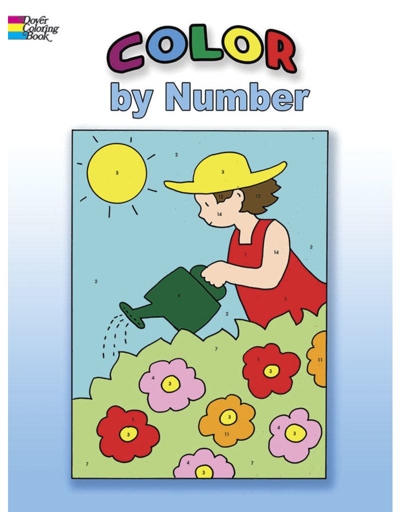 Dover Color by Number