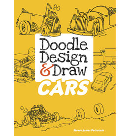 Dover Doodle Design & Draw CARS