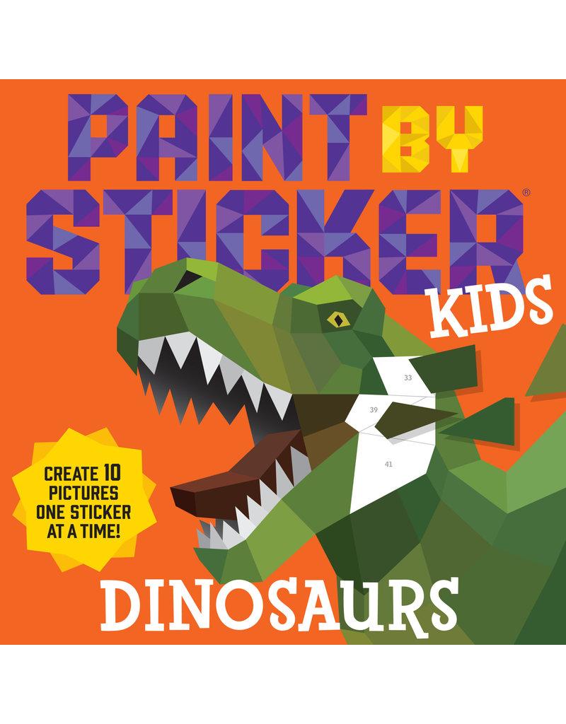 Workman Pub Paint by Sticker Dinosaurs