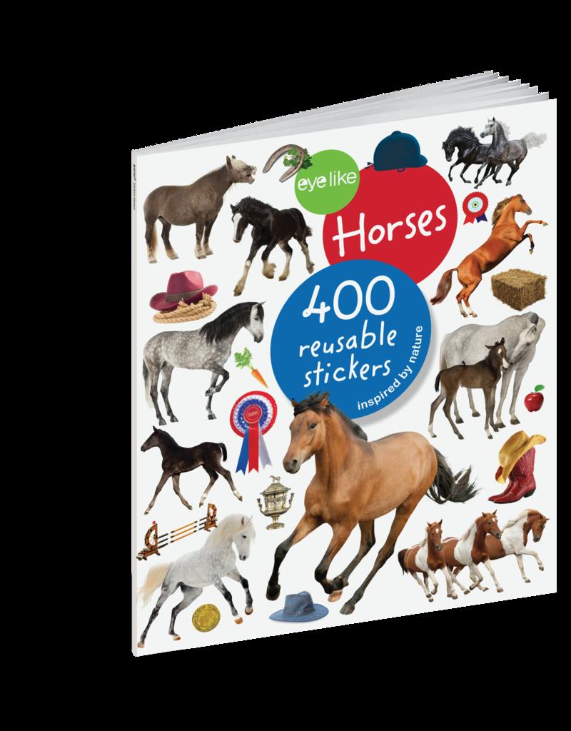 Workman Pub Eyelike Stickers Horses