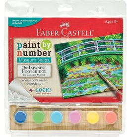 Faber Castel MuseumSeries PBN Japanese Footbridge