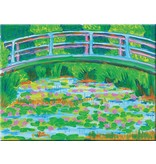 Faber-Castell MuseumSeries PBN Japanese Footbridge