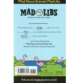 Penguin Mad about Animals MAD LIBS