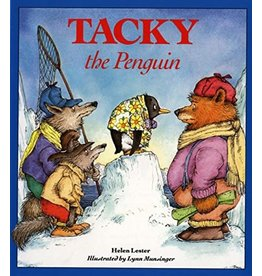 Houghton Mifflin Tacky the Penguin