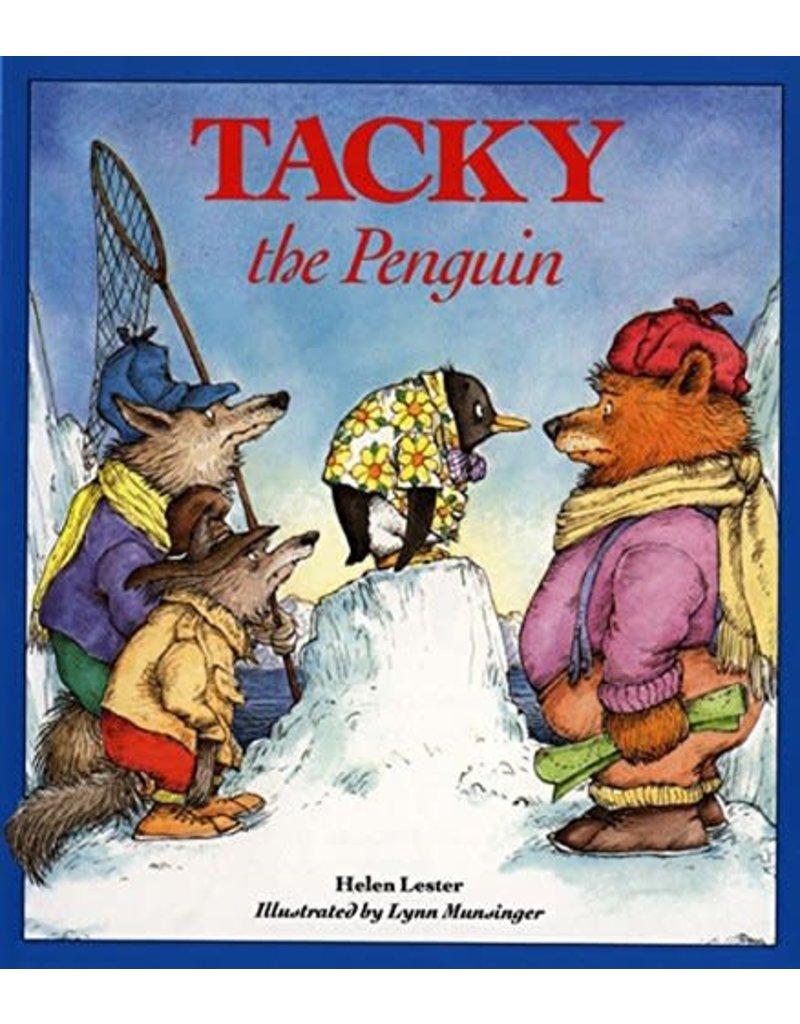 Houghton Mifflin Tacky the Penguin