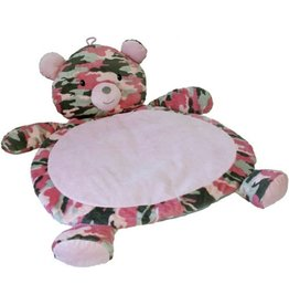 Mary Meyer Camo Bear Baby Mat