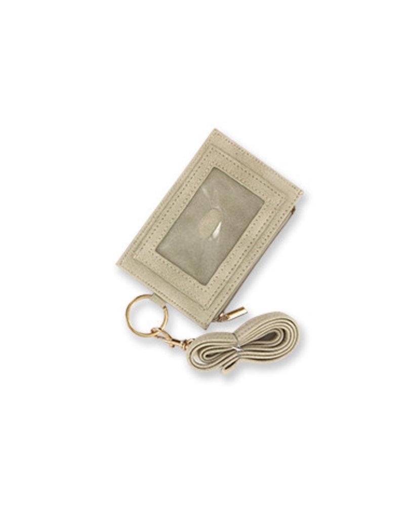 DM Merchandising Zippered ID Lanyard