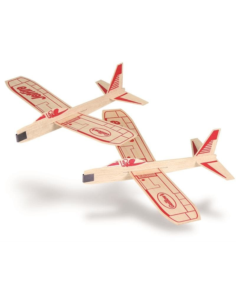 Guillows Jetfire Twin Pack - Retro