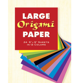 Dover Large Origami Paper