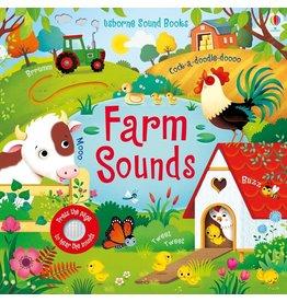 Usborne Farm Sounds Press-A-Sound
