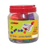 edushape Ez-Grip Jumbo Beads