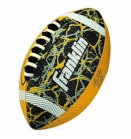 Franklin Sports Black/Gold Mini Air Tech Football